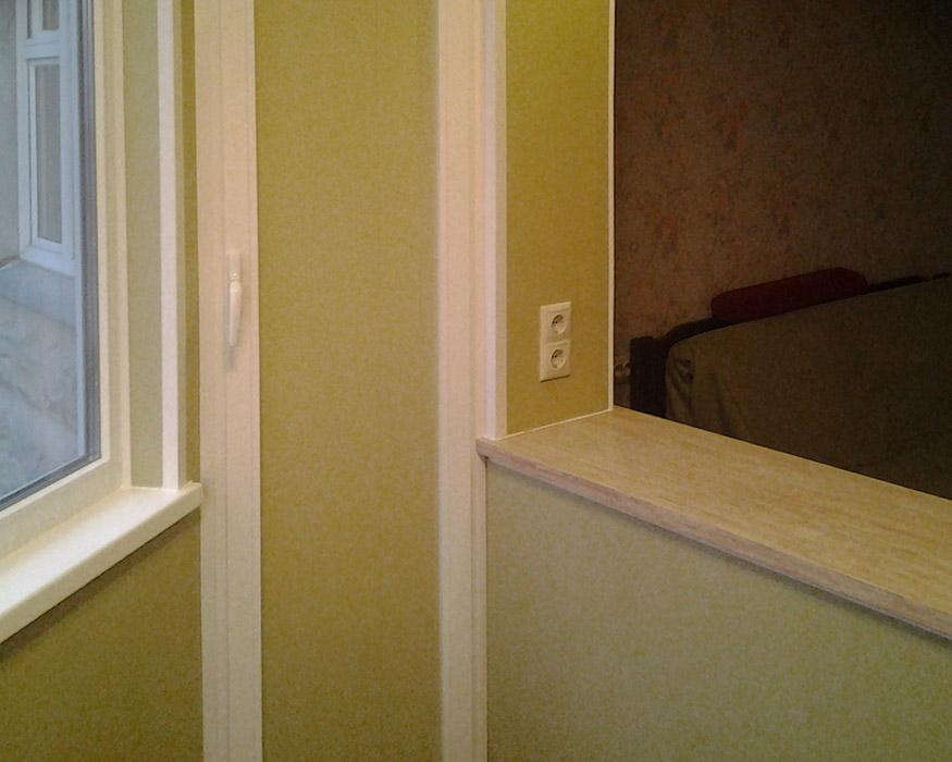 Типовые балконы серия дома: серия п-44 - остекление балко....